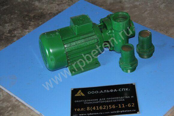 Насос водяной 50DWB18-8 бетонного завода