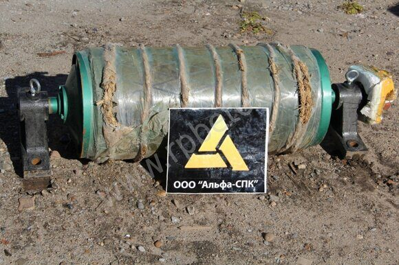 Мотор барабан транспортерной ленты (4)