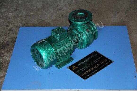 Насос воды бетонного завода 75DWB45-5